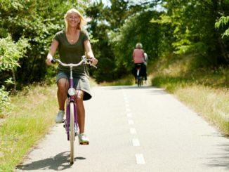 Fahrradfahren in Dänemark