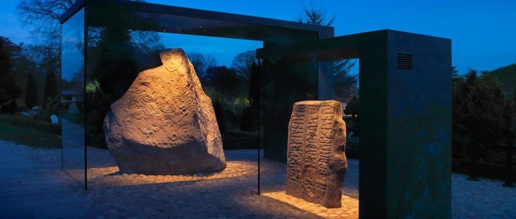 Kongernes Jelling Runensteine