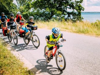 Fahrradfahren auf Fünen Fyn